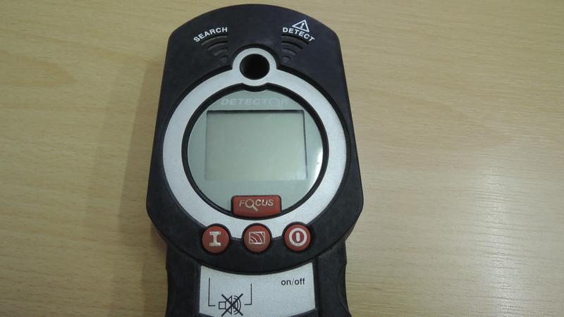 detector 10